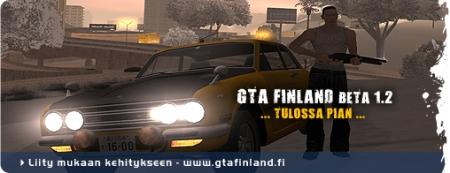 GTA Finland Beta 1.2